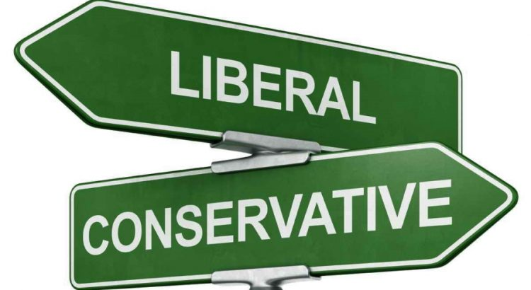 Psychological differences between liberals and conservatives